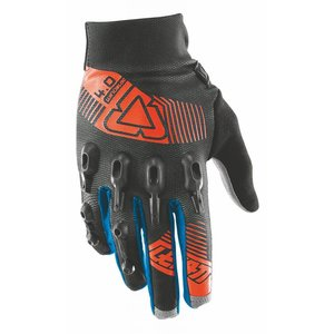 Leatt LEATT GLOVE DBX 4.0 WINDBLOCK, BLACK / ORANGE