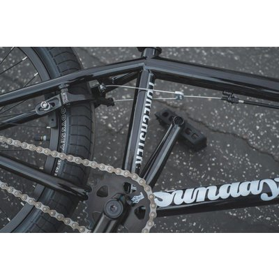 Sunday BMX Sunday BMX Forecaster 2019, Gloss Black