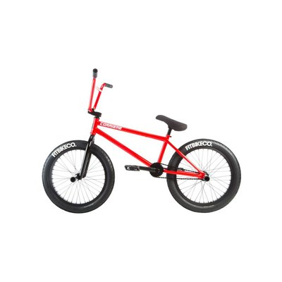 FIT Fit Bikes Corriere FC 2019, Bright Red