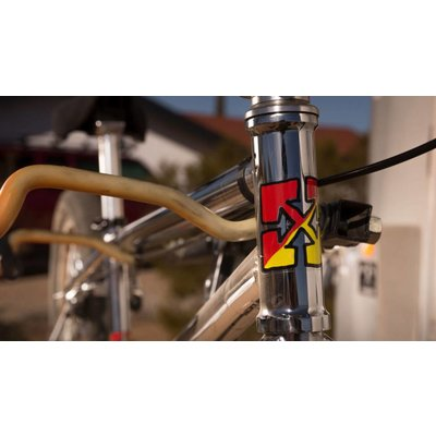FIT Fit Bikes Twenty Two 2019, Chrome