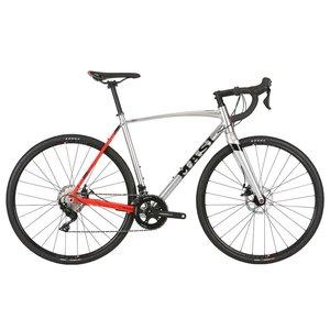 Masi Bikes Masi CXR Comp Alloy 2019, Silver / Electric Red