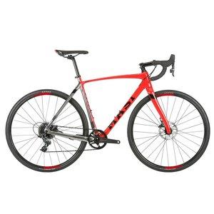 Masi Bikes Masi CXRc Expert Alloy 2019, Chrome / Electric Red