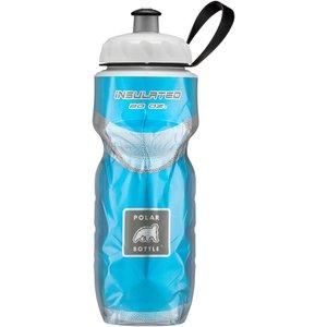 Polar Bottles Polar Insulated Water Bottle: 20oz, Blue