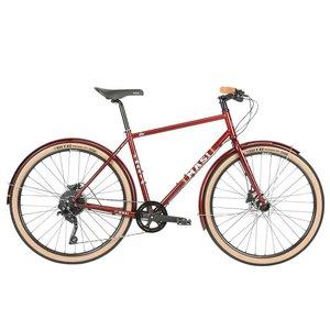 Masi Bikes Masi Strada Vita Duo 2019, Burgundy