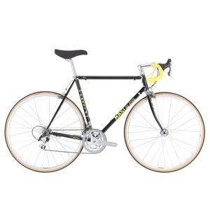 Masi Bikes Masi Gran Criterium Moderno 2019, Gloss Black / Chrome Lugs