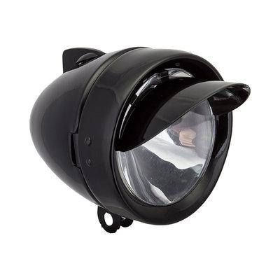 SUNLITE Sunlite LOWRIDER LIGHT BULLET TYPE 3-LED w/VISOR BK f/25.4/28.6HS