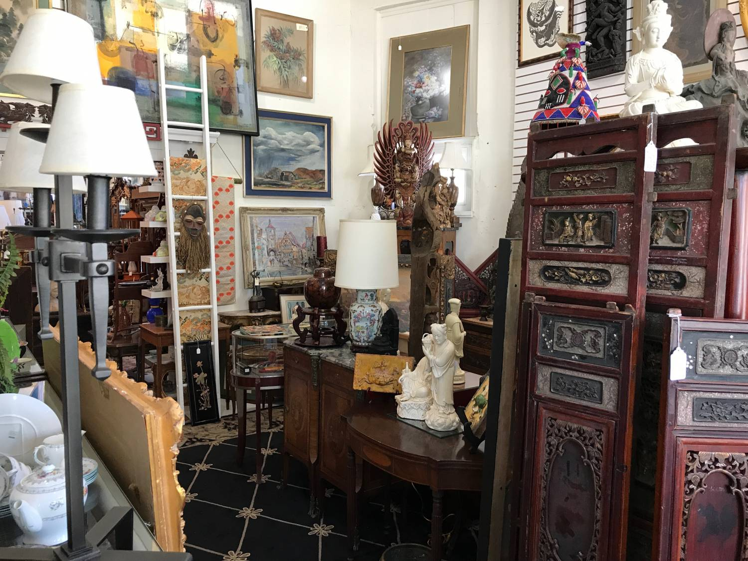 Sarasota's Premier Antique Dealer