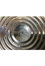 Sterling Silver Candle Holder