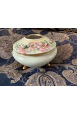 Floral Painted Porcelain