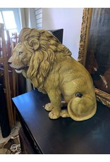 Terra Cotta Lion