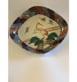 Imari Shallow Dish