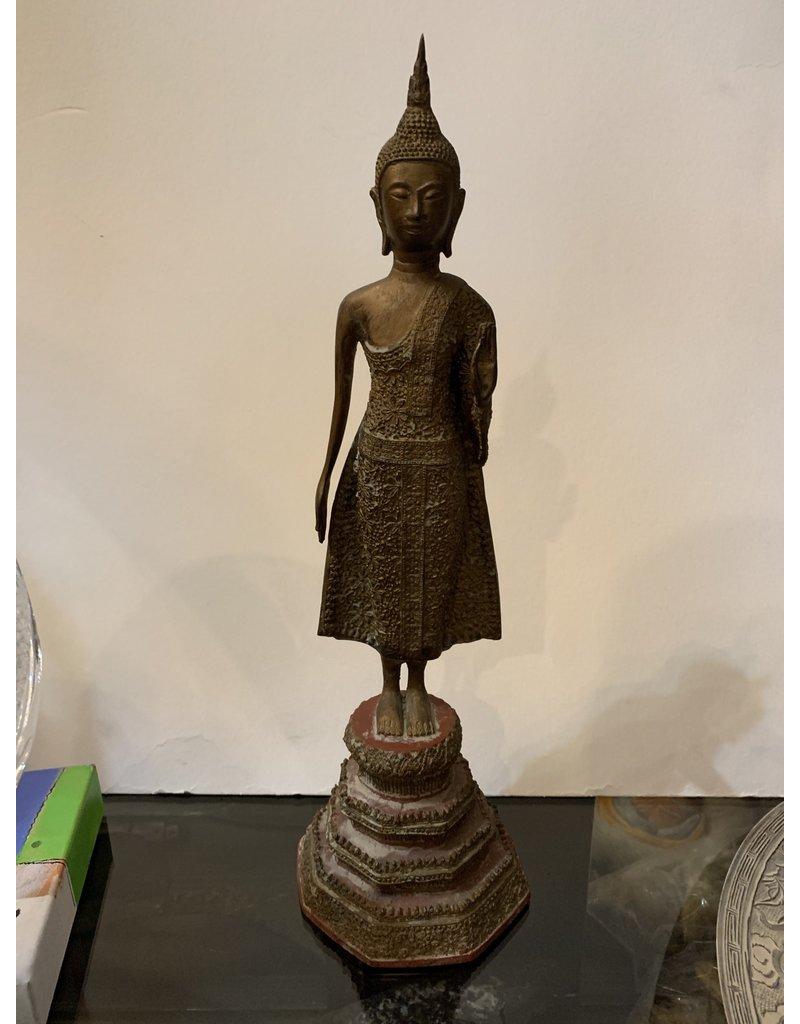 Bronze Buddha
