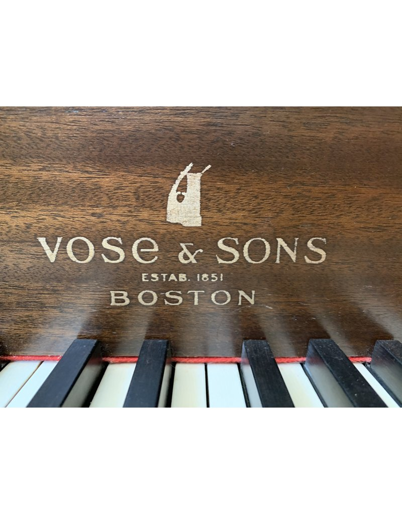 Bose and Sons Grand Piano