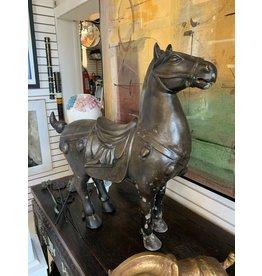 Chinese Bronze Horse