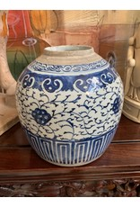 Chinese Blue/White Container