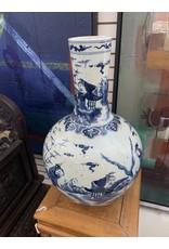 Chinese Blue/White Vase
