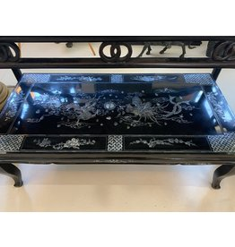 Modern Chinese Coffee Table w/ Mother of a Pearl Inlay