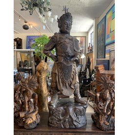 Chinese Bronze Immortal