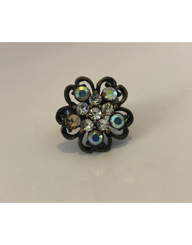 Floral Statement Ring