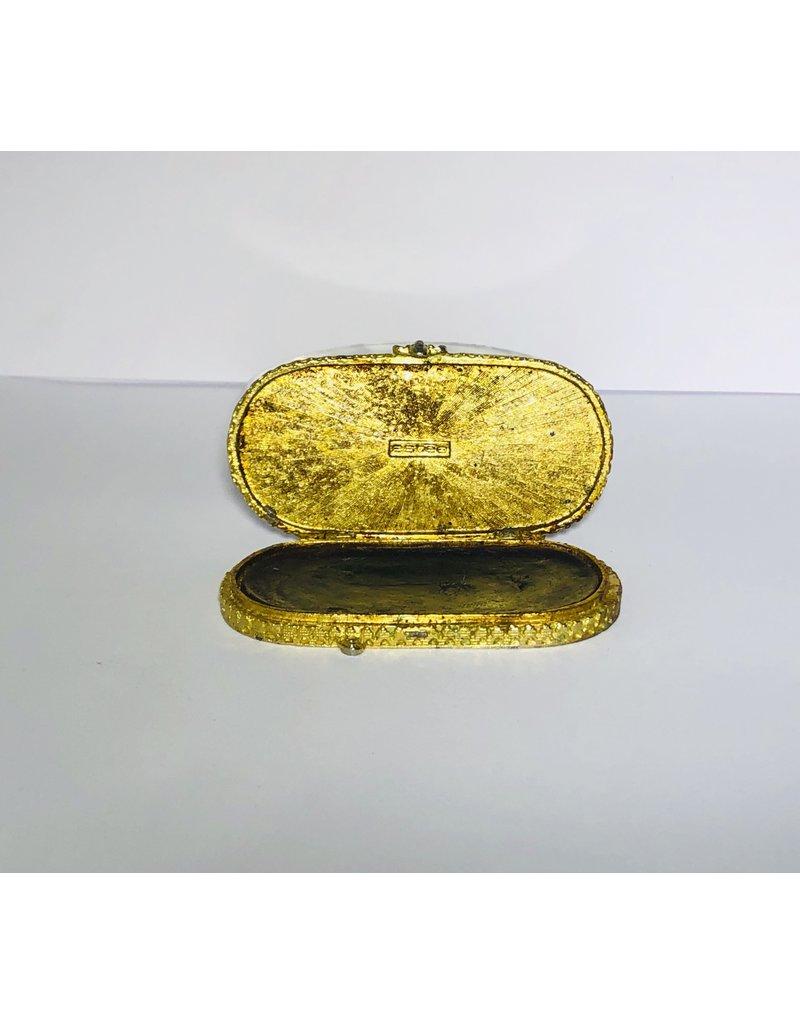 Vintage Estee Solid Perfume Compact