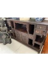 Chinese Dresser/Shelving Unit