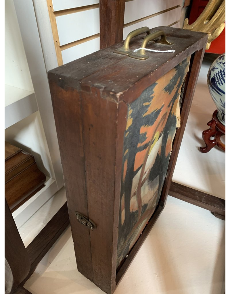 Victorian Artist Box