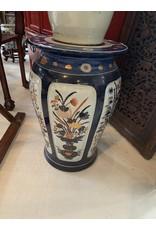 Chinese Porcelain Pedestal