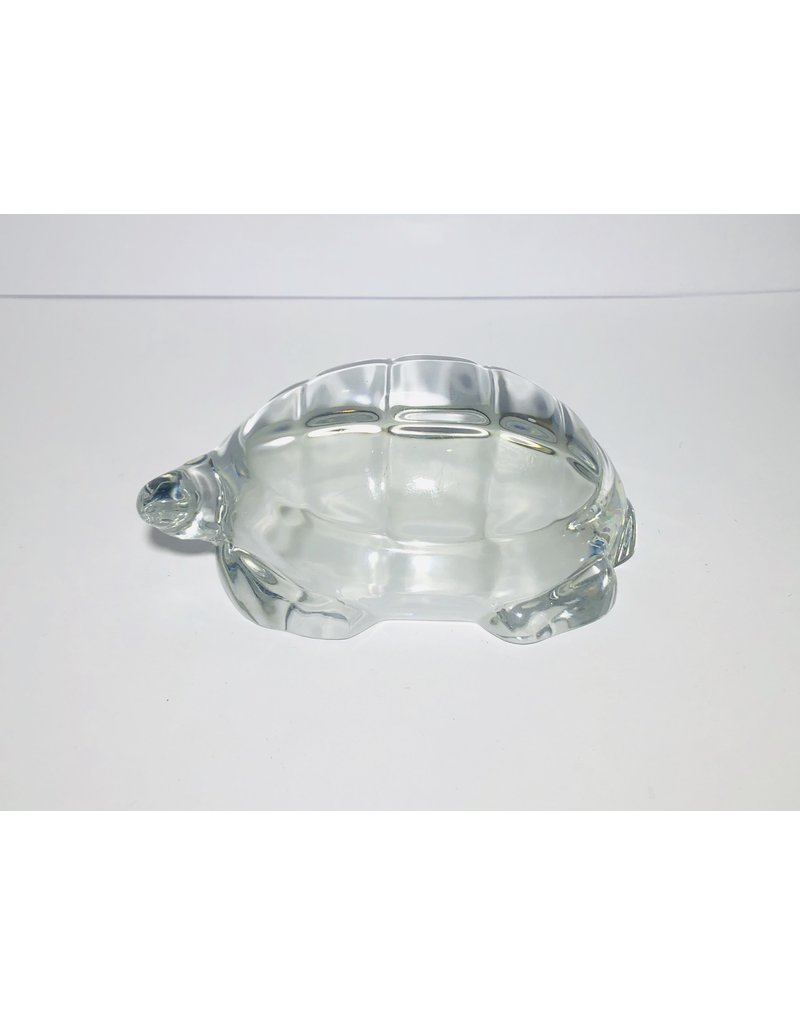 Baccarat Hand Warming Turtle