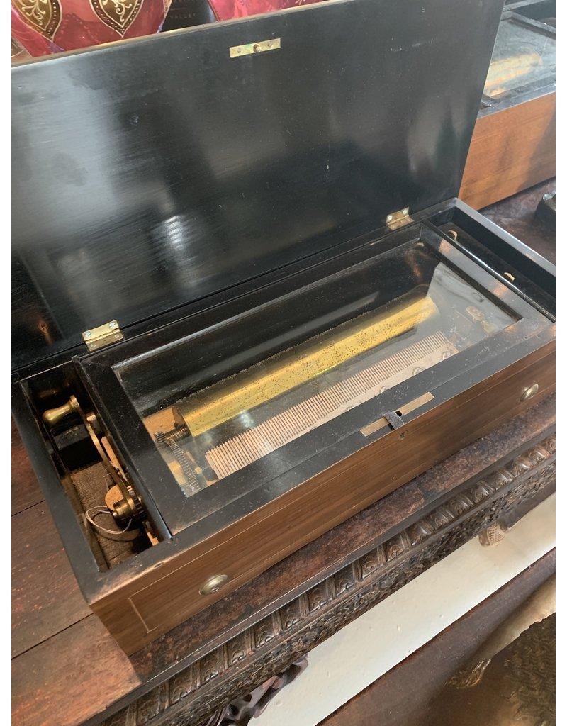 Early 20th Century Music Box