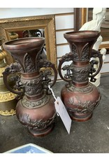 Bronze Chinese Urns