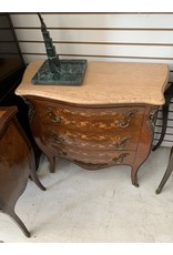 French Chest w/Drawers and Marble Top