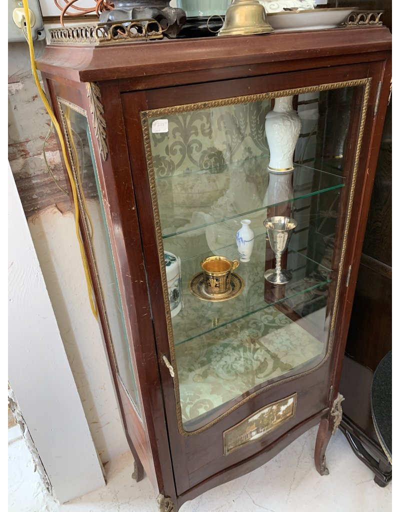 Early European Display Cabinet
