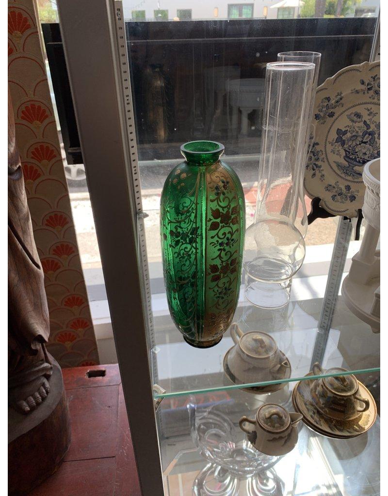 Green Moser Glass