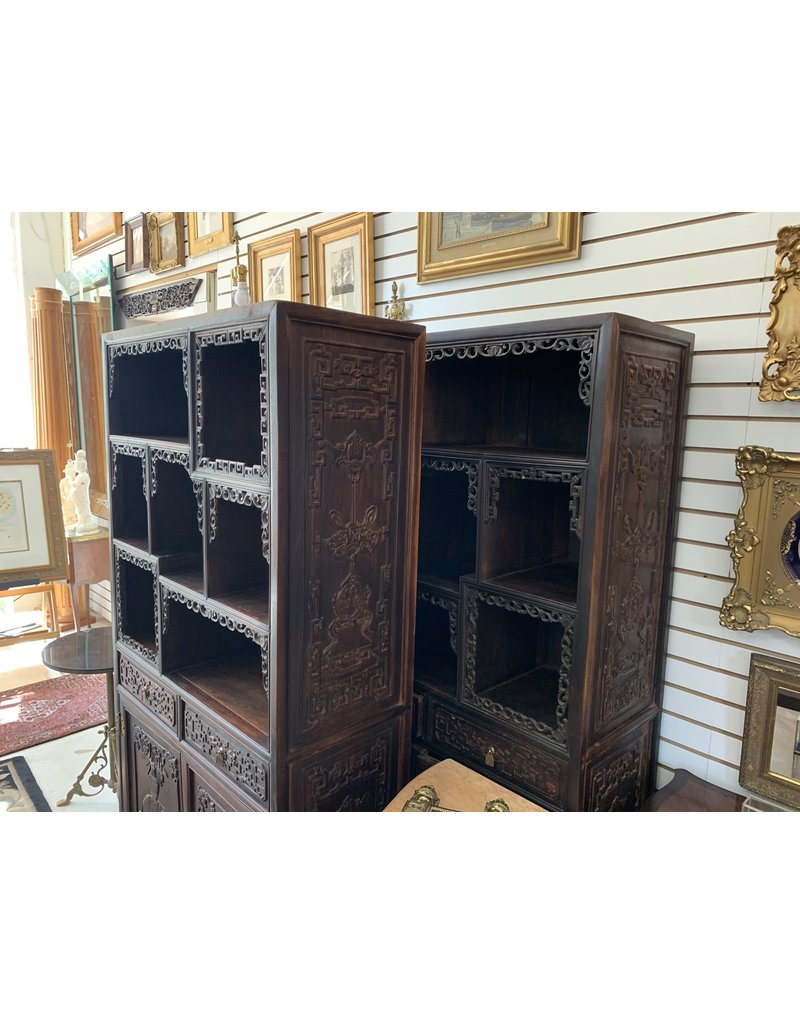 Chinese Cupboards (Pair)