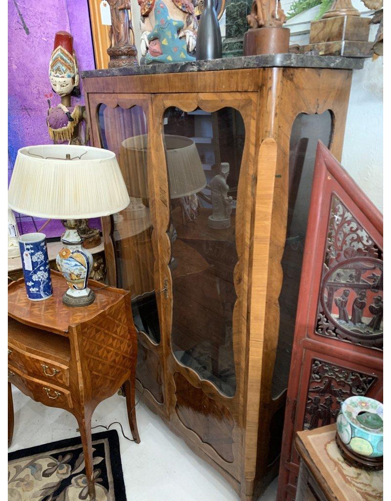 Cabinet w/Stone Top