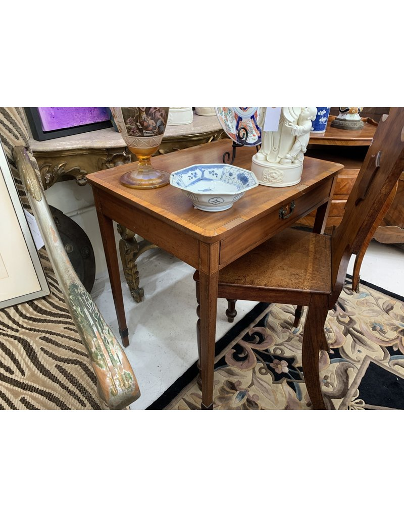 French Wood Desk