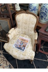 Hand Carved Chair