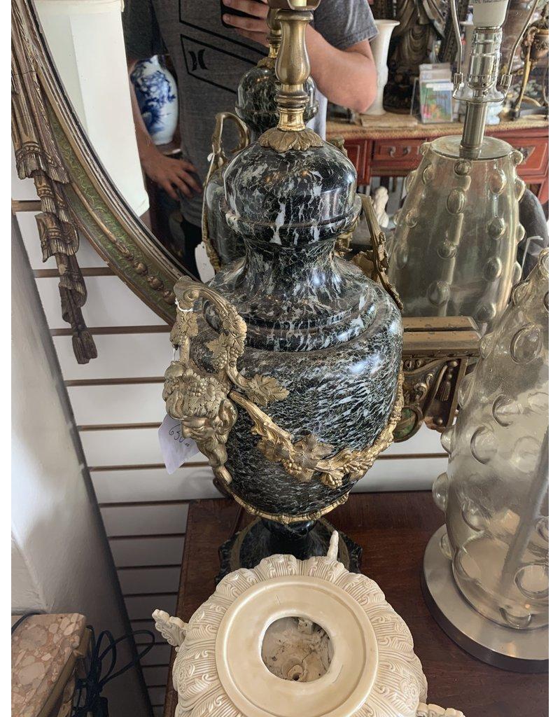 Onyx/Bronze Lamp