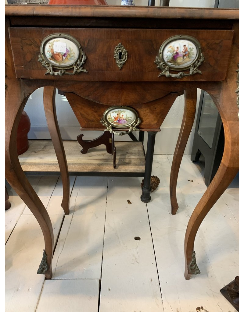 French Hand Painted Desk