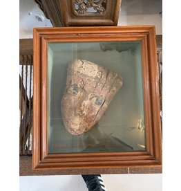1400-800 BC Egyptian Death Mask