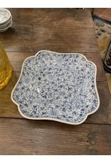 Blue/White Platter