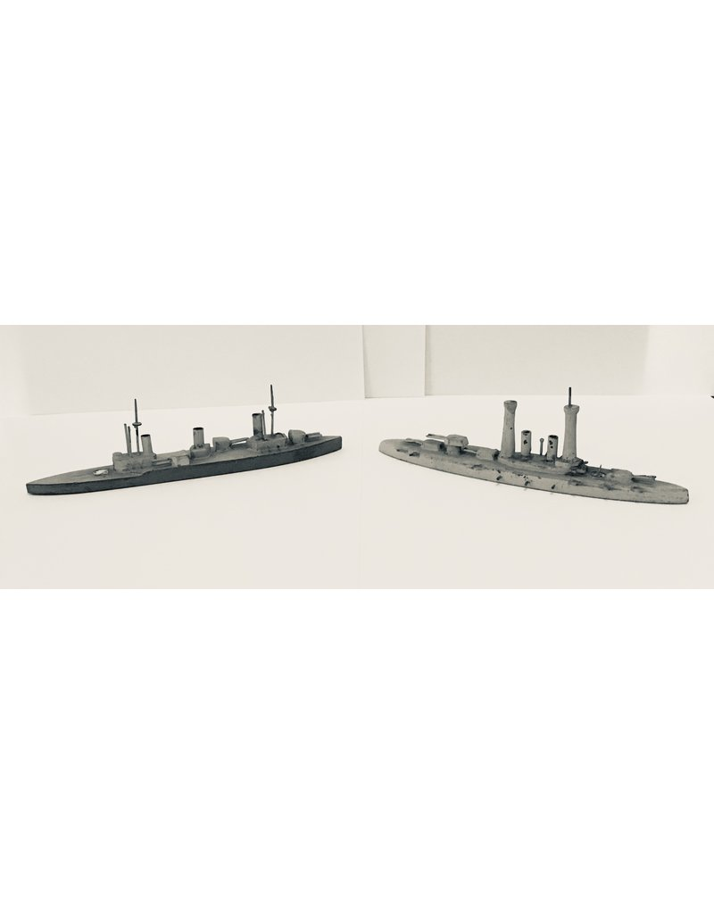 Scale Model Fighting Ship Collection
