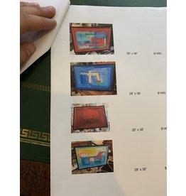 "Carreño Painting 26"" x 38"""