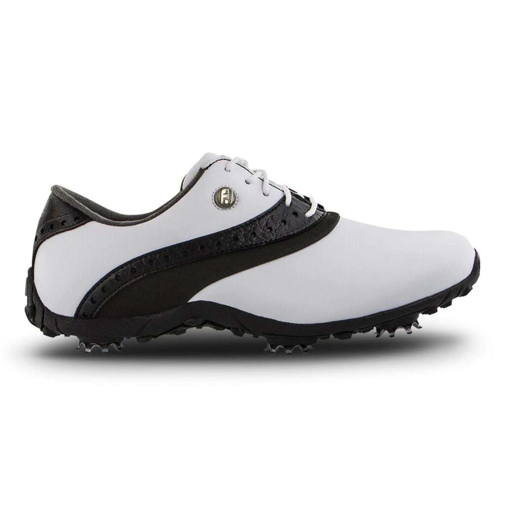 Footjoy FJ Wmns LoPro Cltd Pin Toe Shoe