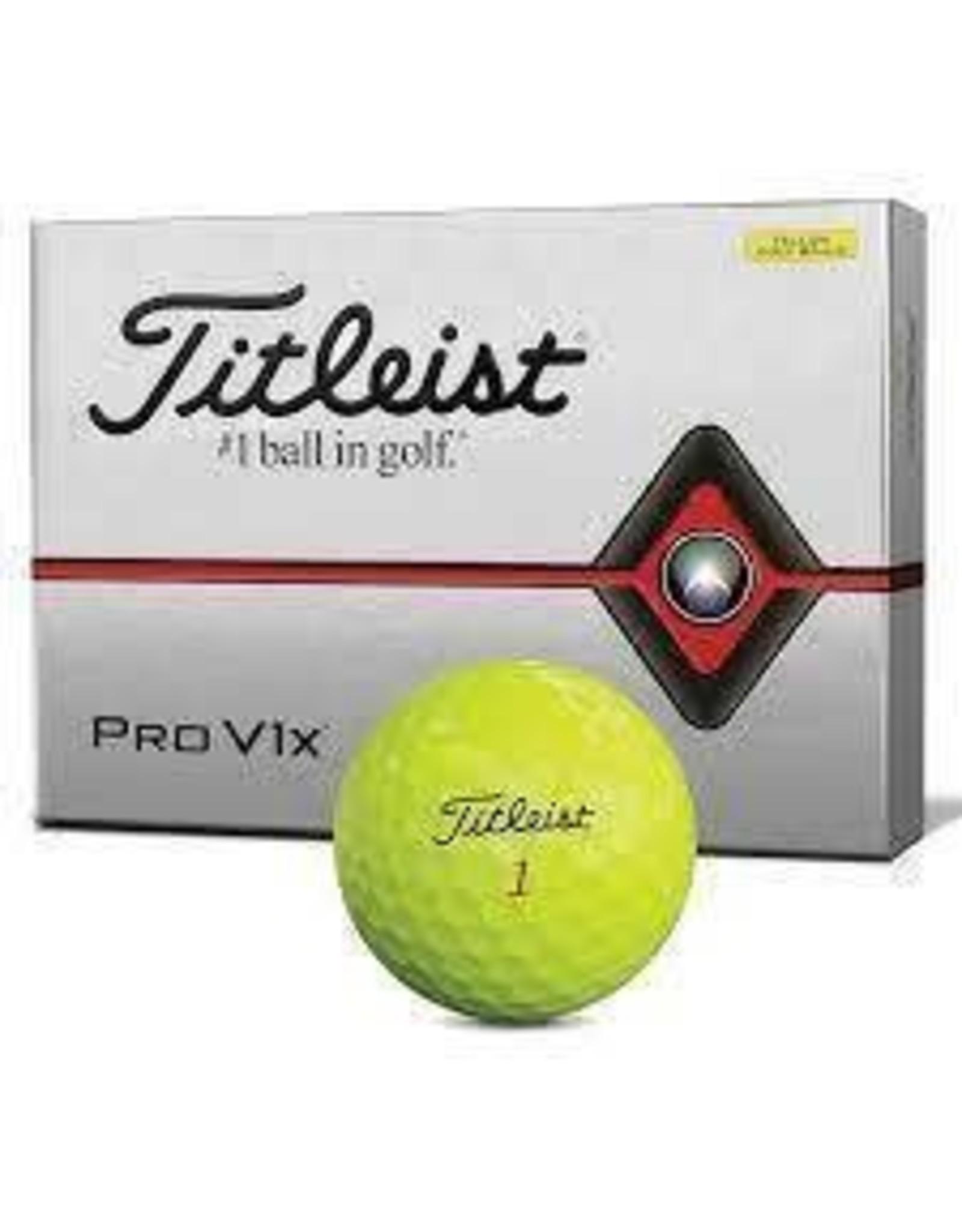 Titleist Titleist Pro V1X Dozen