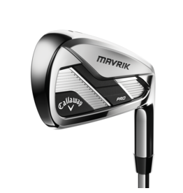 Callaway Callaway Mavrik Pro Irons 4-PW STL STF Men's Right Hand