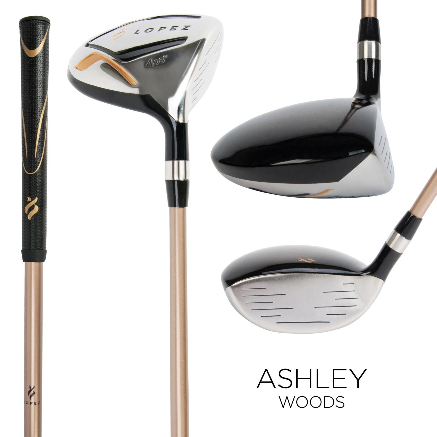 Lopez Golf Lopez Ashley Fairway Wood #4