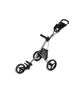 Bag Boy Bag Boy DLX Pro Push Cart Silver/Black