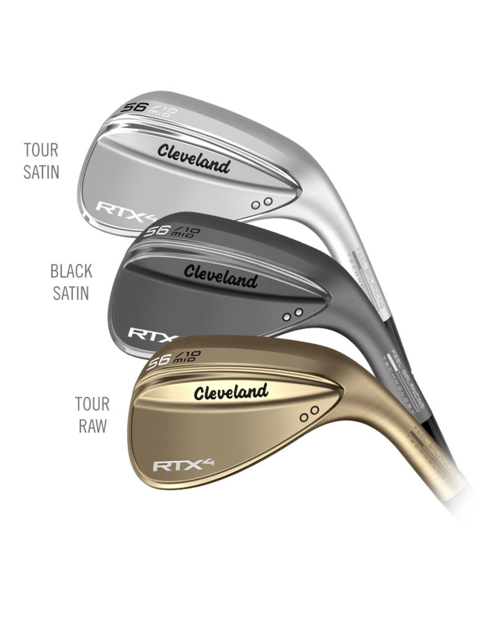 Cleveland Golf Cleveland RTX 4.0 Wedge