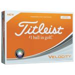 Titleist Titleist Velocity Matte Dozen Orange 3D Z